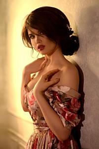 Юлия Васильева на обложке журнала New Shape