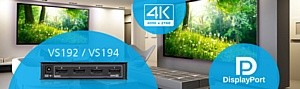 В Инсотел доступны 4K DisplayPort видео сплиттеры Aten