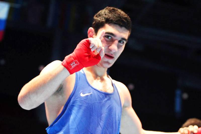 Чемпион Европы по боксу Владимир Узунян – студент Рубцовского института (филиала) АлтГУ