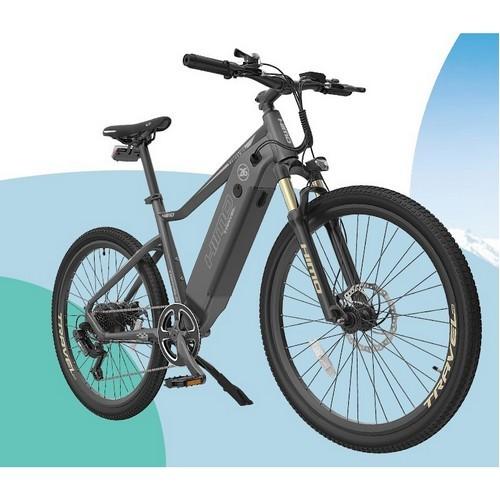 Электровелосипеды Himo появятся в российских торговых сетях в сентябре