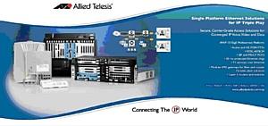 В Инсотел большая распродажа Allied Telesis: мы за доступные сетевые технологии.