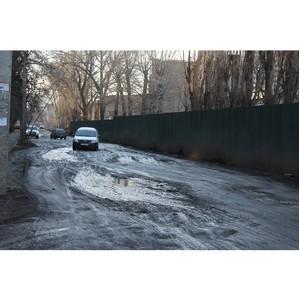 Мэрия Воронежа отремонтирует «убитые» дороги с интерактивной карты ОНФ