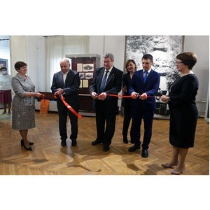 Уникальная выставка «Век Танкпрома» открылась в Нижнем Тагиле