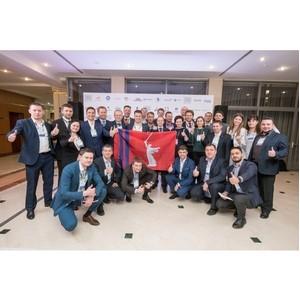 Сотрудник Компании БФТ в финале конкурса «Лидеры России»