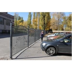 ОНФ просит обеспечить дорожную безопасность у школы №79 в Воронеже