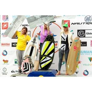 Соревнования по вейксерфингу