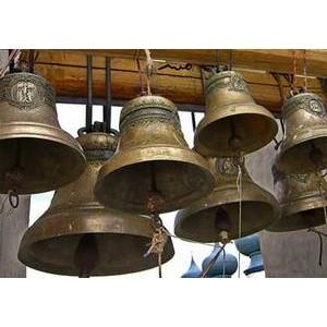 В день Покрова Божией Матери в строящемся храме освятили колокола