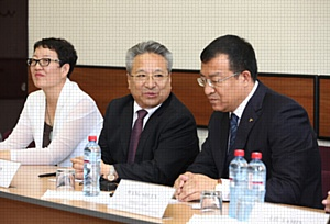 ИРНИТУ и институт КНР будут развивать сотрудничество в области информационных технологий, горн. дела