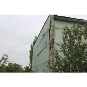 ОНФ просит разобраться со срывом капремонта дома в Воронежской области