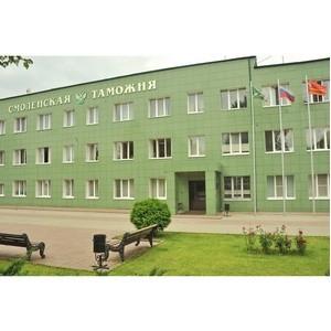Традиционный «День первоклассника» состоялся в Смоленской таможне
