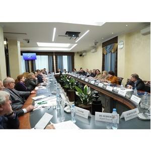В Общественной палате РФ прошло нулевое чтение законопроекта о социальном предпринимательстве