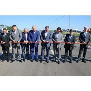 ИФСК «АРКС» успешно завершила работы на 23-километровом участке ЦКАД-5