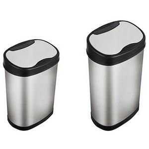 Сенсорные корзины для мусора от Cactus