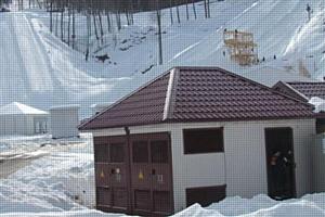ОАО «ФСК ЕЭС» построило распределительную сеть 10 кВ  курорта «Роза Хутор»