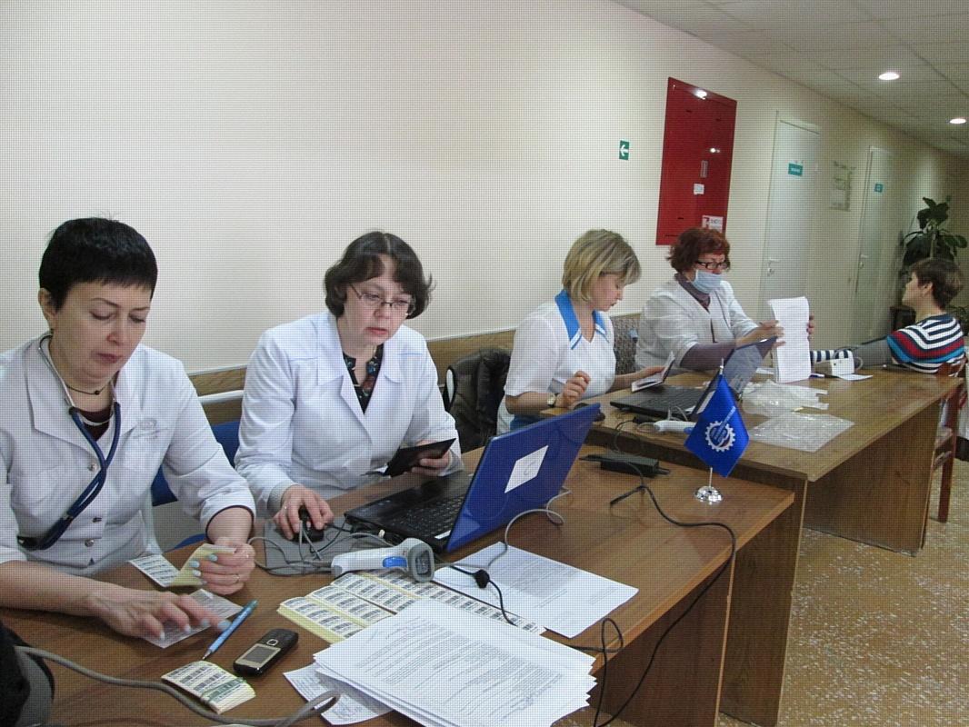 На УОМЗ прошла благотворительная акция «День донора»