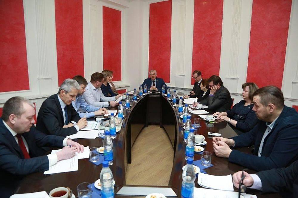 УрГЭУ и Уральская логистическая ассоциация обсудили перспективы сотрудничества