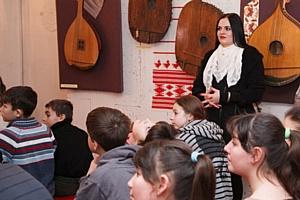 Марта Шпак приняла участие в социальной акции «Заглянуть в прошлое»