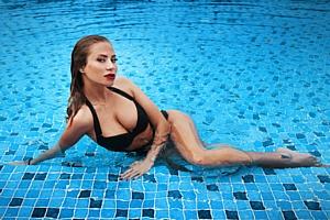 Украинка Олеся Крайнюк стала обладательницей титула «Мисс бикини Мира»