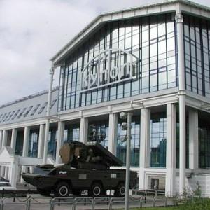 Новейшая разработка ОАО «ИЭМЗ «Купол» и ООО «КомАр» на выставке «Композит-Экспо – 2015»
