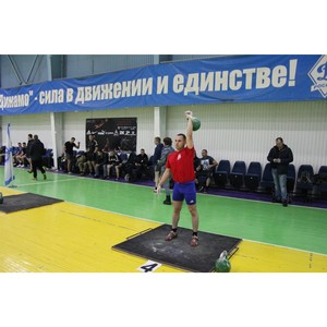 Гиревики Смоленской таможни  среди призеров