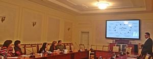 Деловая Россия: семинар «Новые возможности логистики с использованием профессиональной сети Log4Pro»