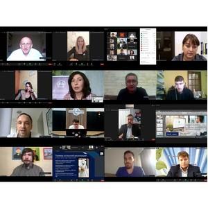 На проектной сессии Альянса СО НКО обсудили десть идей для будущего