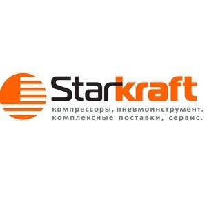 Грамотное обслуживание компрессоров от Starkraft