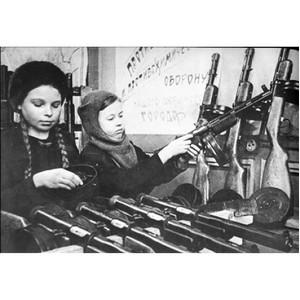 «Красный Октябрь» проекту «Дети войны»