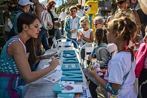 «Домик здоровья Медси» на Галафесте посетили более 1000 человек