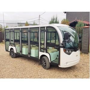 Элктроавтобус Конкордия А14 с дверьми