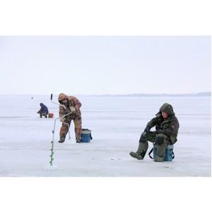 «Липецкцемент» организовал соревнования по подледному лову