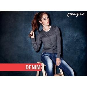 Деним: актуальные тенденции осени в новой коллекции от Gloria Jeans