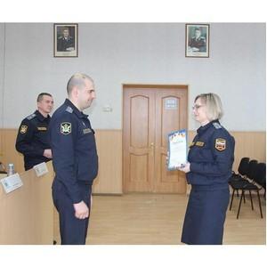 В УФССП России по Томской области подвели итоги года