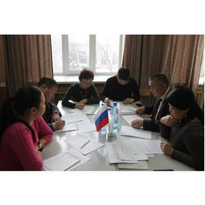 В Туве общественность обсудила реализацию послания президента РФ