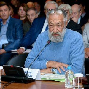 Выступление А.И. Чилингарова на заседании