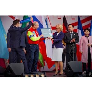 Автогонщик Владимир Чагин стал послом WorldSkills Kazan 2019