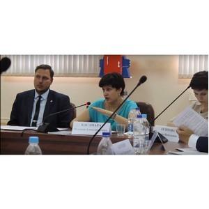 Самарские эксперты ОНФ обсудили итоги олимпиады для вузов «Я - профессионал»