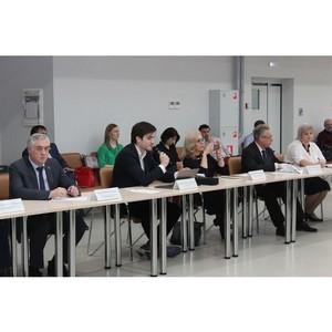 Круглый стол по вопросам социально-экономического развития городского округа
