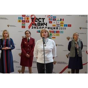 Кировчане приняли участие в акции «Тест на ВИЧ: Экспедиция 2019»