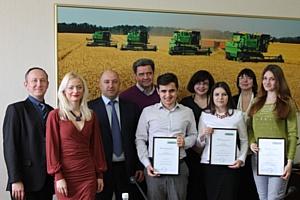 Россельхозбанк наградил студентов крупнейших вузов Кубани