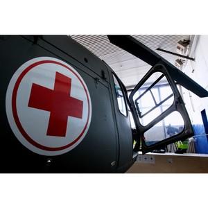 ОНФ в Алтайском крае:необходима эффективная служба санитарной авиации