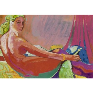 «Розова обнаженная» Андрея Шарова покоряет Sotheby's