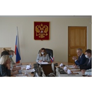 Рабочий диалог с нотариусами региона