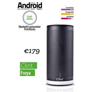Компания Clint Digital в рейтингах журнала Android Magazine