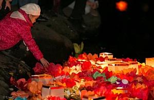 «ГрузовичкоФ» на Осеннем фестивале водных фонариков