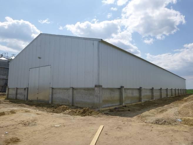 Мираторг обновляет зернохранилища в рамках программы реновации складов