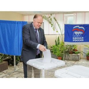 Вадим Супиков: На выборы «Единая Россия» идёт сплоченной командой