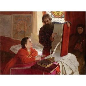Воскресенье для всей семьи в музее Сергея Есенина
