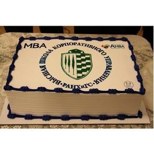 Компания «Баскин Роббинс» поздравила Высшую школу корпоративного управления РАНХиГС