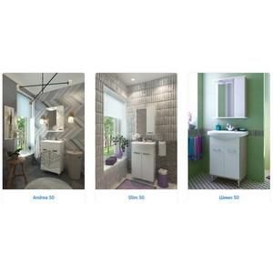 Мебель Eva Gold для ванной комнаты от производителя